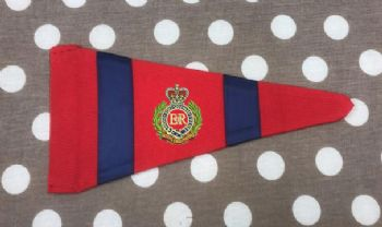 Royal Engineers Corp Pennant Flags